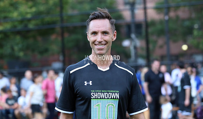 Steve Nash's Annual 'Showdown' Charity Soccer Match @ Sara D Roosevelt Park 6.24.15