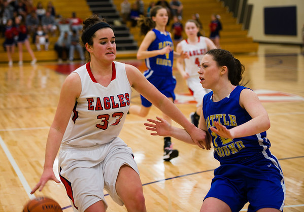Girls Basketball 1-12-13