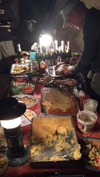 2016 Joshua Tree Thanksgiving Campout