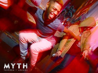Social Saturdays @ Myth 12.12.15
