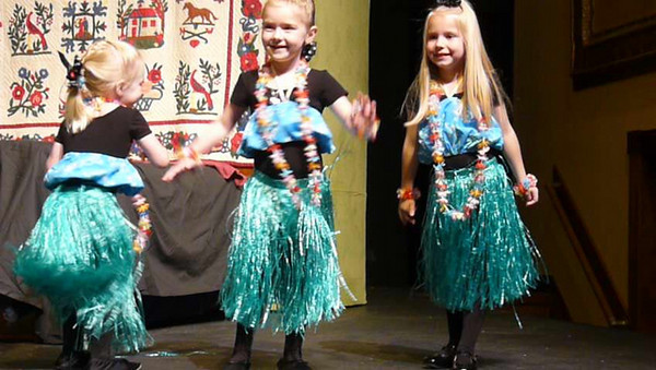 Kendall Dance 2009