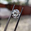 2.04ct Octagonal Flat Cut Diamond GIA K SI1 14