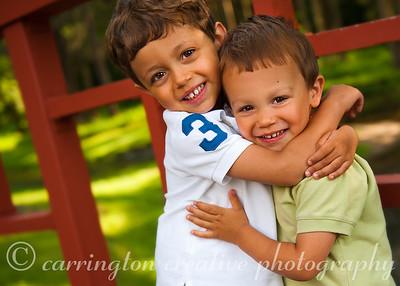 Anthony and Nicholas