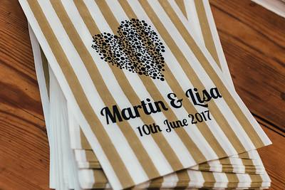 Martin & Lisa