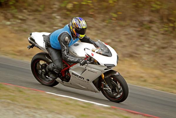 Ducati - White 1198s