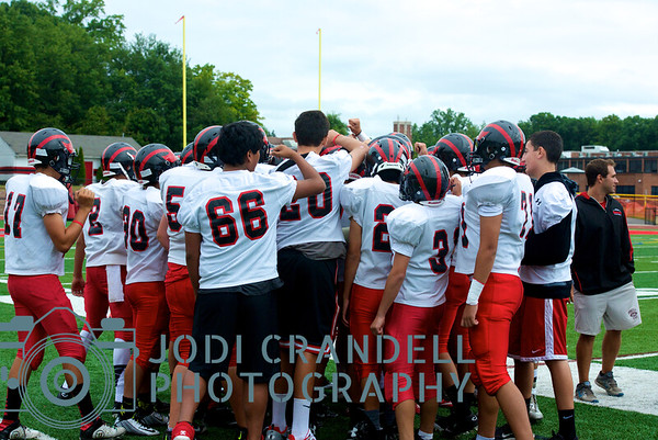 2014 GR Freshman vs. Rutherford