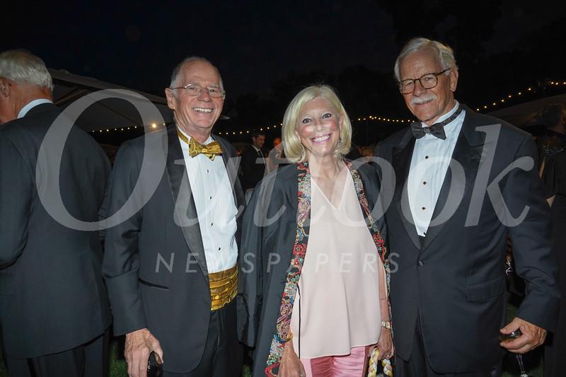 Steve English, Molly Munger and Dave Davis
