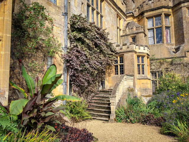 sudeley castle england