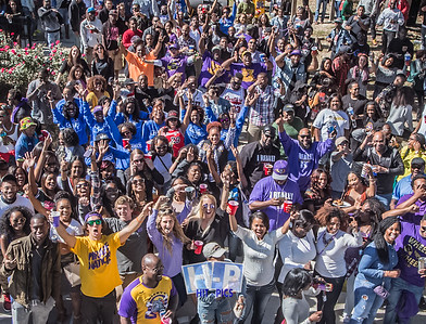 2015 October 17 ECU vs Tulsa Tailgate Parties