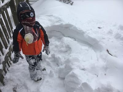 Snow Storm January 4, 2018