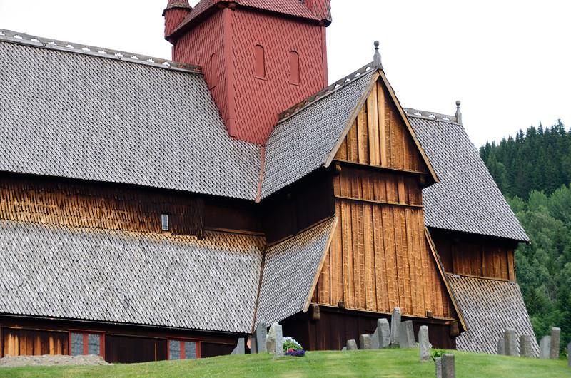 Stavkirke Ringebu