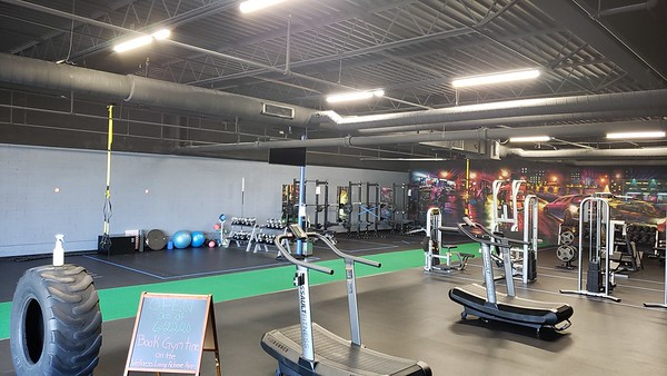 Revolution Sports Club reopening