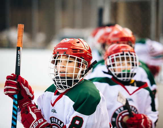 New Canaan Winter Club  Hockey