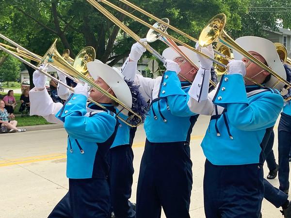 Lake Mills Town & Country Days Parade 2019