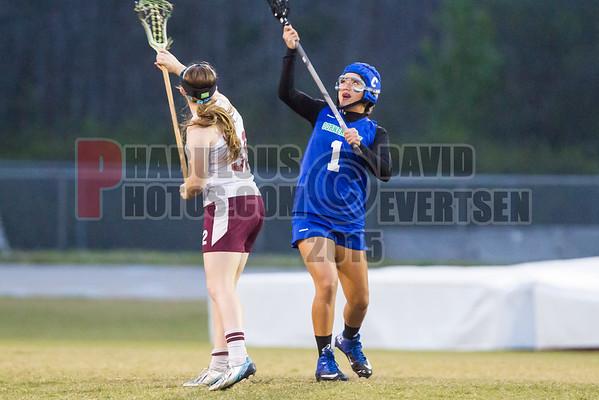Girls Varsity Lacrosse - 2015