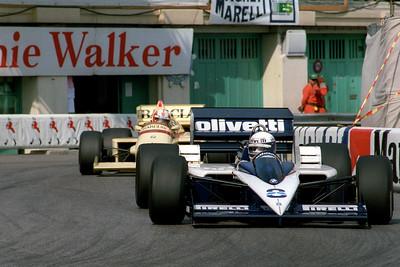 F1 Monaco 1986