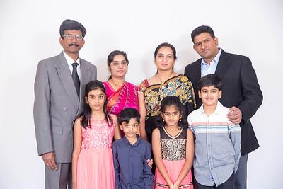 Gottipati Family Portraits
