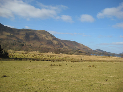 March - Gold Walkers Lake District