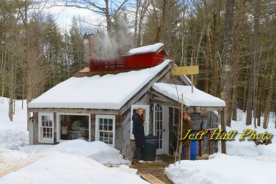Maple Sugar Shack Tour - 2013
