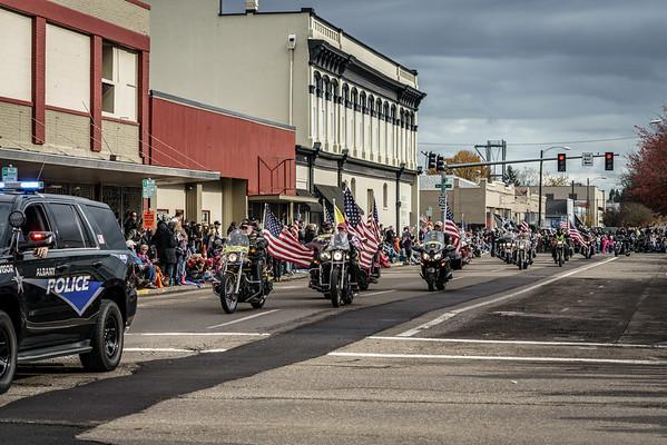 Veterans' Day Parade-2017