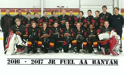 AA Bantam Team Pics