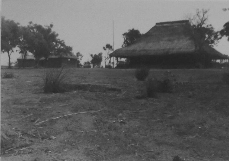 Abril 1960-acampamento de Chambuage, perto do Lucapa