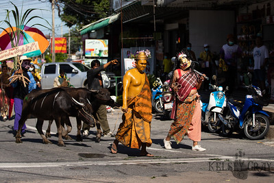 Chonburi Bull Riding Festival 10/01/20