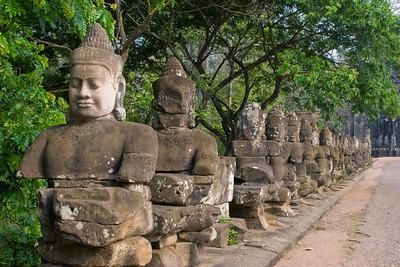 Near Siem Reap