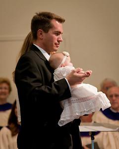 DeLadurantey Baptism 3-13-2011