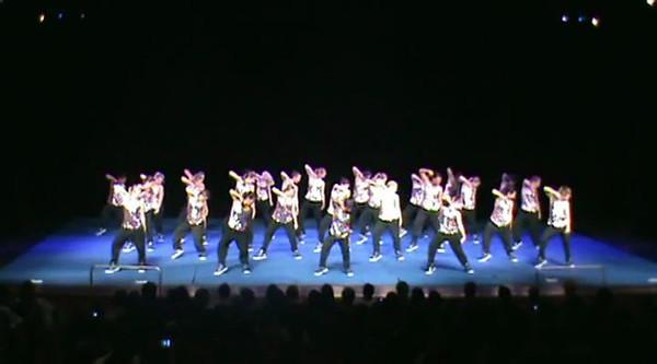 2012-13 Bailadora Videos