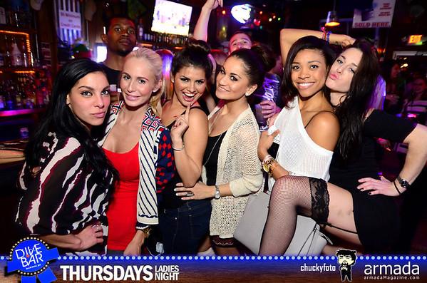 Dive Bar Thursdays - 12.05.2013