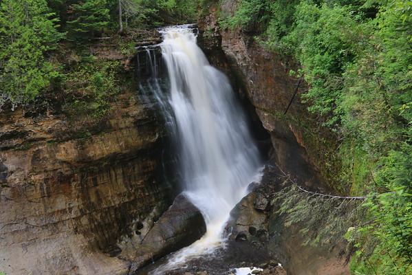 Michigan Upper Peninsula - 7/28/15