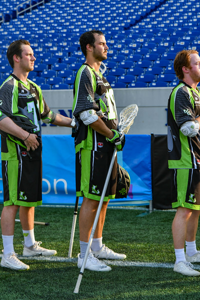 July 21, 2020 Annapolis, MD - Navy-Marine Corps Memorial Stadium New York Lizards vs Denver Outlaws. Photography Credit: Alex McIntyre