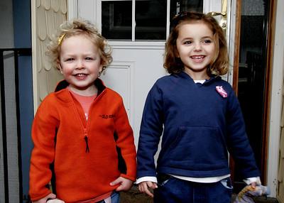 Leman & Sylvana & Olivia 2-25-2006