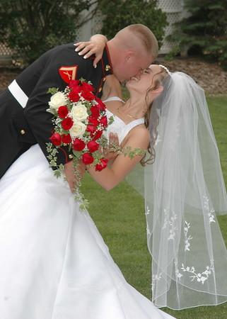 John and Heather. Briarhurst Manor,Colorado Springs,Co.2001