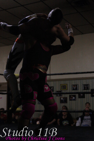NWA 081129 - Danny Demanto vs Shawn Haste
