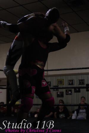 NWA On Fire - November 29, 2008 - Hasbrouck Heights, NJ