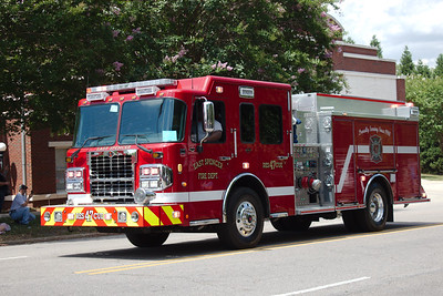 East Spencer Fire Department