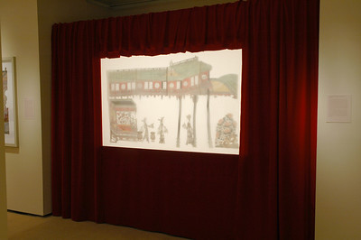 Enchanted Stories: Chinese Shadow Theater in Shaanxi