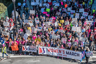 March, Rally & Resist