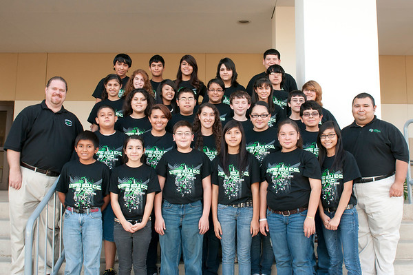 All-City Band Members