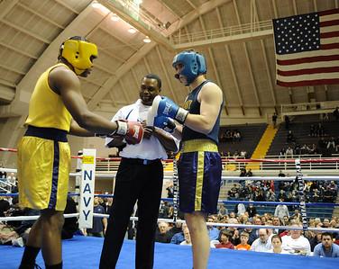 Brigade Boxing Finals Feb. 26, 2010