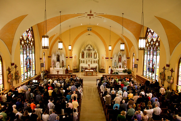 St. John's - First Communion 2012