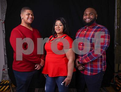 B. Hatcher Family Photoshoot