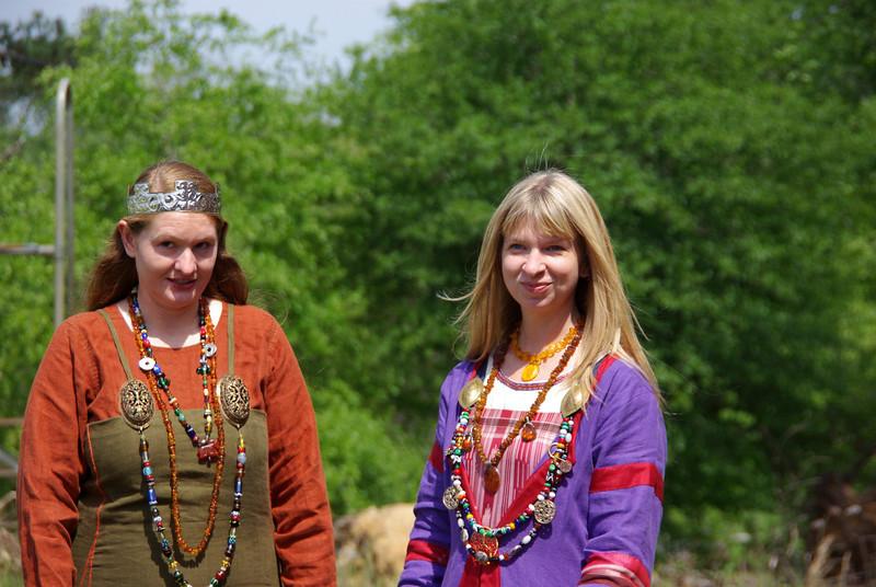 Calleigha & Amber