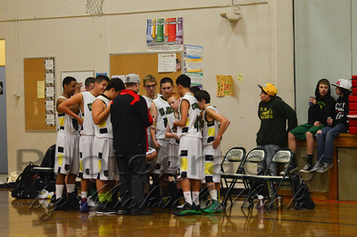 2013 CA Jacobs 8th Grade Boys vs Emerson