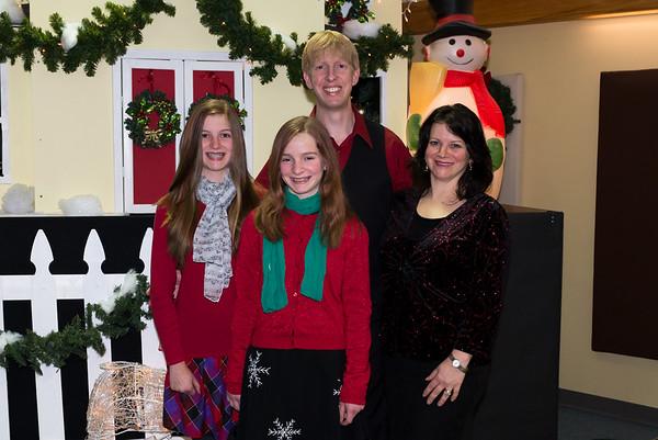Troland Family