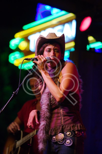 Patricia Vonne 10-05-2012 at Threadgills