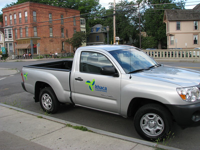 Ithaca Carshare Truck
