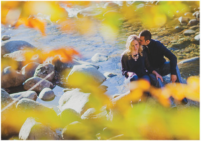 Allie + Nate - Lincoln NH